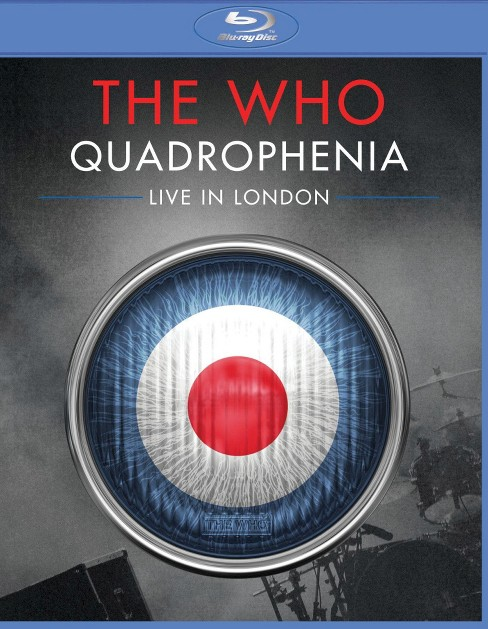 Quadrophenia:Live in london (Blu-ray) - image 1 of 1