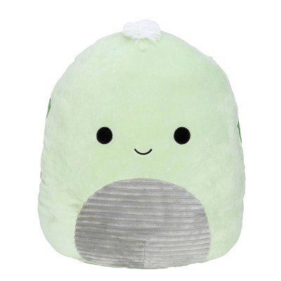 "Squishmallows Official Kellytoy Plush 16"" Herb the Turtle Ultrasoft Stuffed Animal Plush Toy"