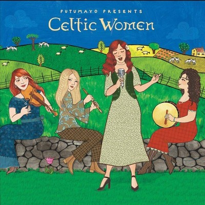 Putumayo Presents - Celtic Women (CD)
