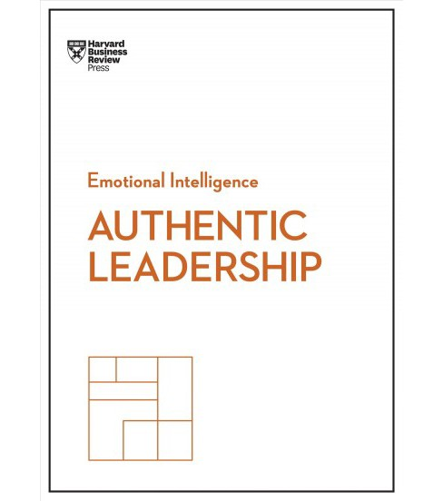 Authentic Leadership -  (Hardcover) - image 1 of 1