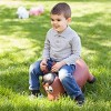 Farm Hoppers Inflatable Bouncing Brown Horse - image 3 of 3