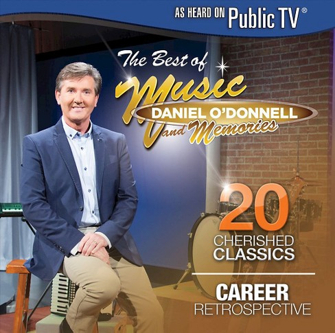 Daniel o'donnell - Best of music and memories (CD) - image 1 of 2
