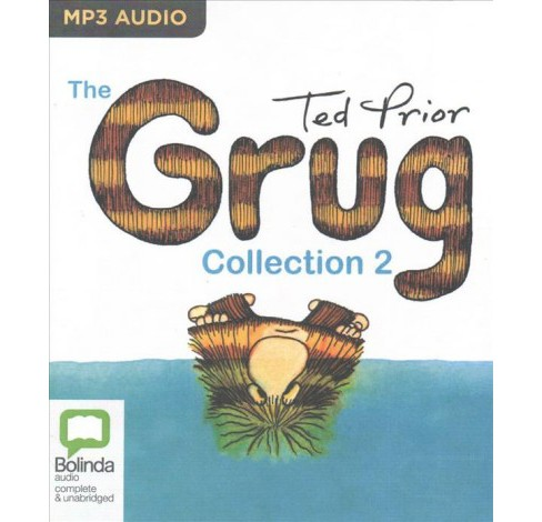 Grug Collection 2 (MP3-CD) (Ted Prior) - image 1 of 1