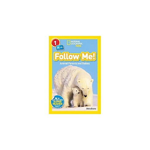 Follow Me! - (Readers) by  Shira Evans (Paperback) - image 1 of 1