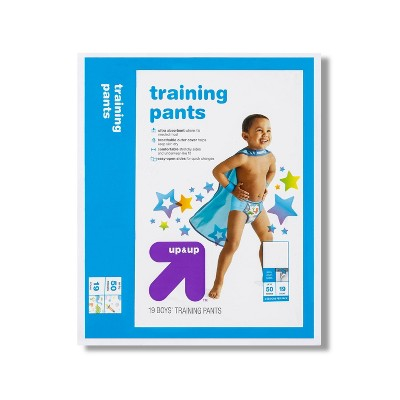 Training Pants for Boys 4T-5T (19ct)- Up&Up™