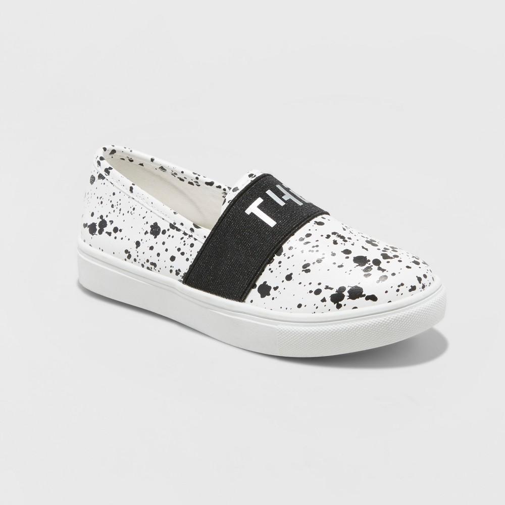 Girls' The Future Sneakers - art class White 1