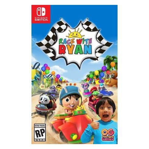 Race with Ryan - Nintendo Switch - image 1 of 4