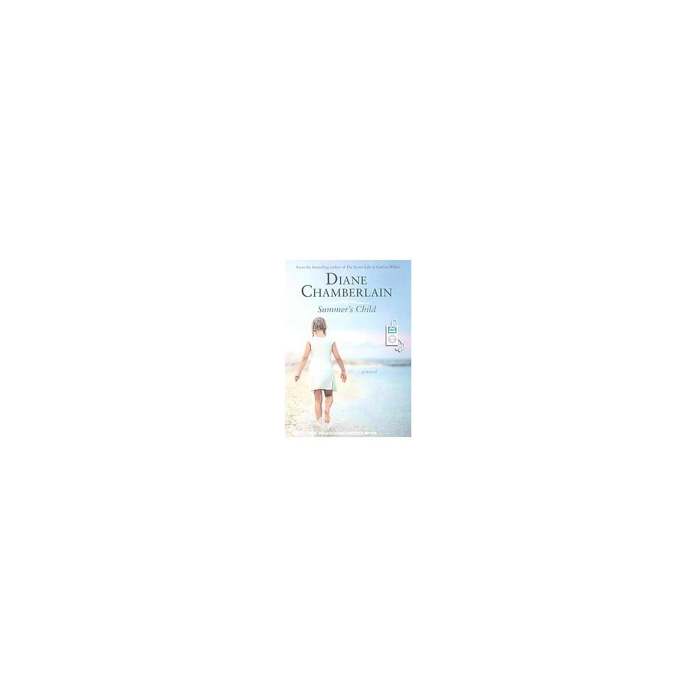 Summer's Child (Unabridged) (MP3-CD) (Diane Chamberlain)