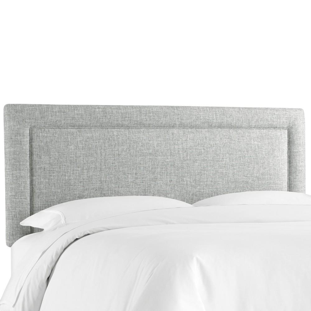 Border Headboard - Pumice - Twin - Skyline Furniture Compare