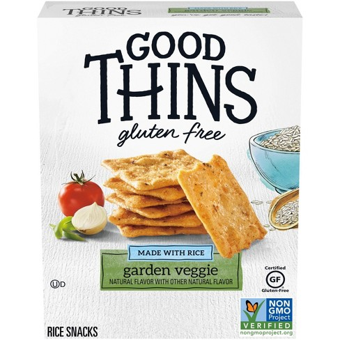 Good Thins: The Rice One - Veggie Blend Crackers - 3.5oz - image 1 of 4