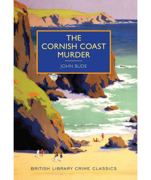 Cornish Coast Murder (Reissue) (Paperback) (John Bude) - image 1 of 1