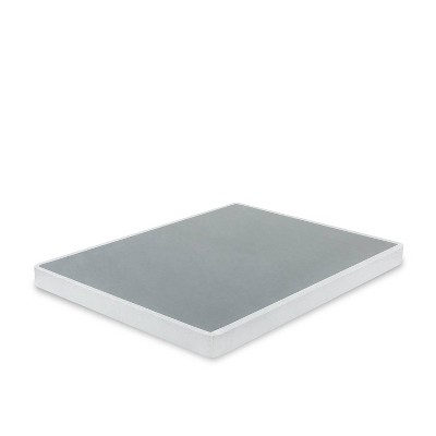 "5"" Low Profile Smart Box Spring - White - Zinus"