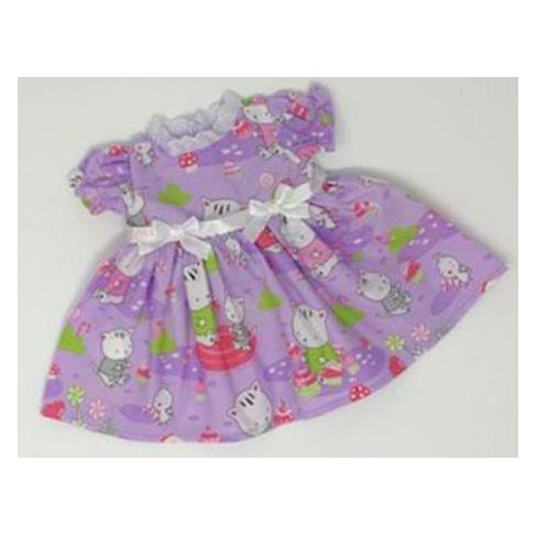 Doll Clothes Superstore Doll Clothes Superstore Lollipop And Cupcake Print Dress Fits Cabbage Patch Kid Dolls - image 1 of 4