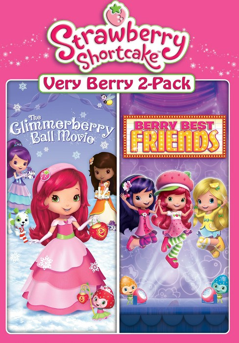 Strawberry shortcake:Glimmerberry bal (DVD) - image 1 of 1