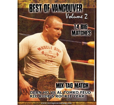 Best Of Vancouver Wrestling:Vol 2 (DVD) - image 1 of 1