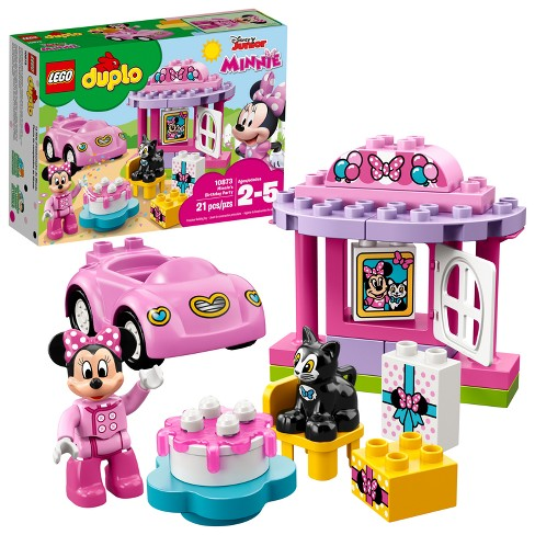 LEGO DUPLO Disney Minnie Mouse's Birthday Party 10873 - image 1 of 4
