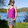 Women's Crepe Cami - A New Day™ - image 4 of 4