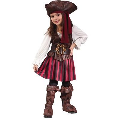 Toddler High Seas Pirate Halloween Costume
