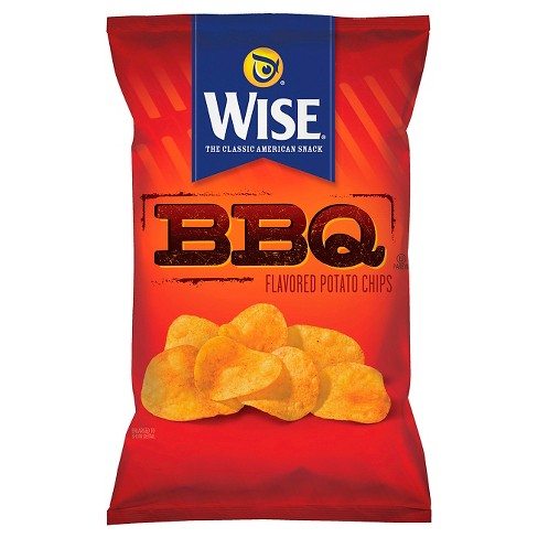 Wise BBQ Potato Chips - 8.75oz - image 1 of 1