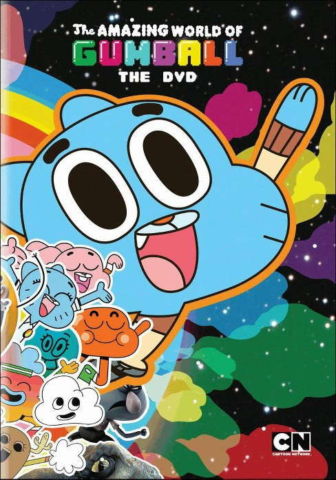 The Amazing World of Gumball: The DVD - image 1 of 1