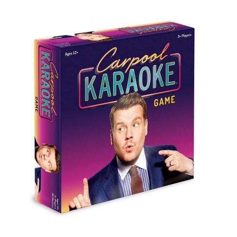 James Corden Carpool Karaoke Board Game - image 1 of 4