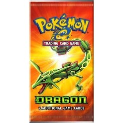 Pokemon EX Dragon Booster Pack