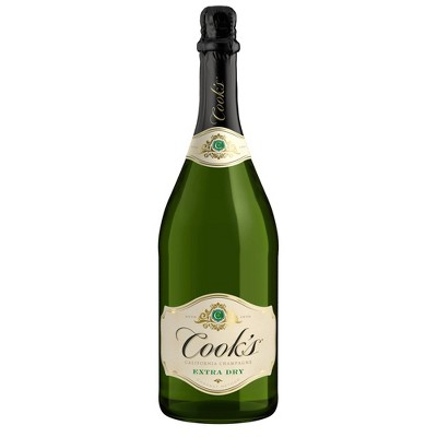 Cook's Extra Dry Champagne - 1.5L Bottle