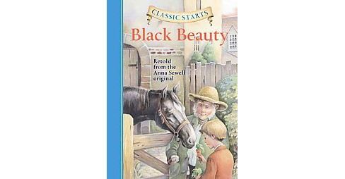 Black Beauty (Hardcover) (Lisa R. Church & Anna Sewell) - image 1 of 1