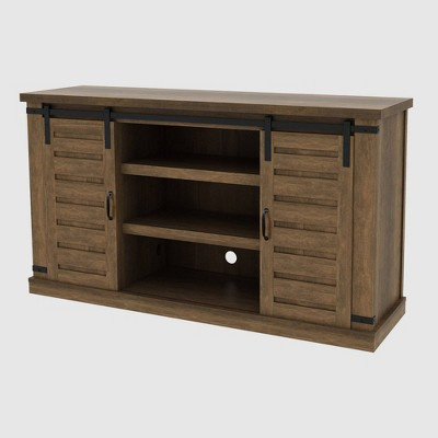 Brighton Media Console Table Brown - RST Brands