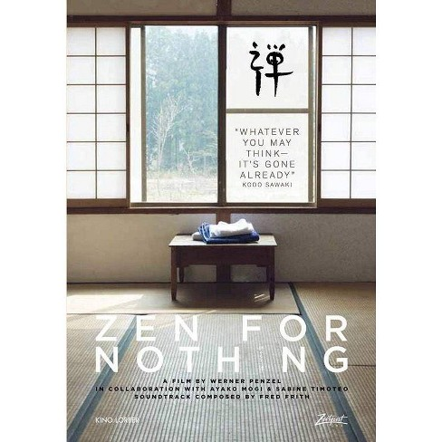 Zen for Nothing (DVD) - image 1 of 1