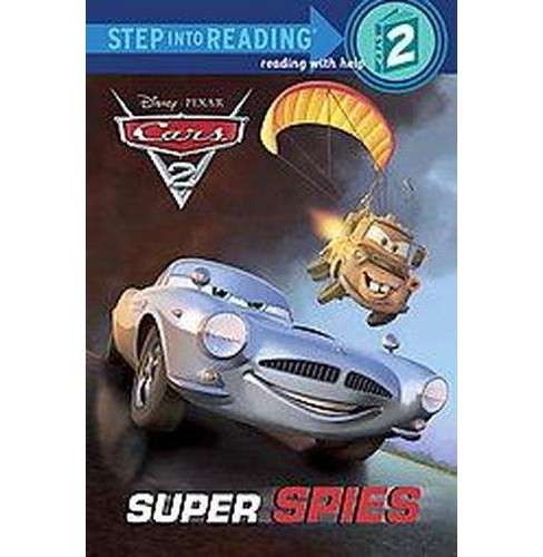 Super Spies ( Step into Reading, Step 2) (Paperback) by Susan Amerikaner - image 1 of 1