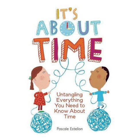 It's about Time - by  Estellon (Paperback) - image 1 of 1