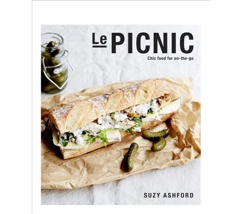 Le Picnic : Chic Food for On-the-Go (Hardcover) (Suzy Ashford) - image 1 of 1