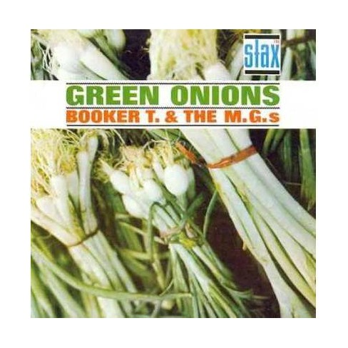 Booker T. & the MG's - Green Onions (CD) - image 1 of 1