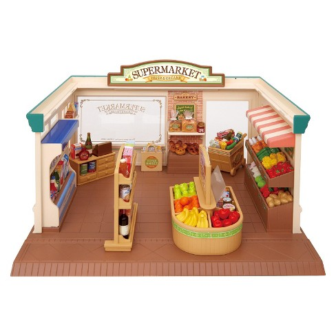 Calico Critters Supermarket - image 1 of 1