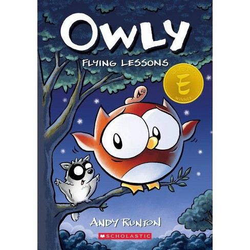 Flying Lessons (Owly #3), 3 - by  Andy Runton (Paperback) - image 1 of 1
