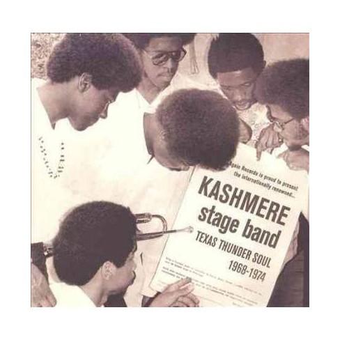 Kashmere Stage Band - Texas Thunder Soul 1968-1974 (Vinyl) - image 1 of 1
