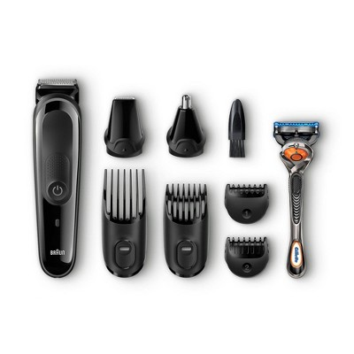 Braun MGK3060 - 8-in-1 Men's Rechargeable Electric Grooming Kit