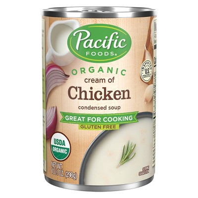 Pacific Foods Organic Condensed Cream of Chicken Soup - 10.5oz