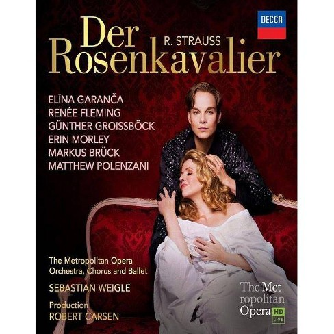 Strauss: Der Rosenkavalier (Blu-ray) - image 1 of 1