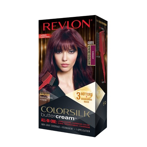 Revlon Colorsilk Buttercream Permanent Superior Hair Color Target