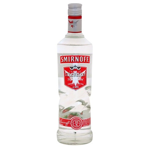 Smirnoff® Strawberry Twist Vodka - 750mL Bottle - image 1 of 1