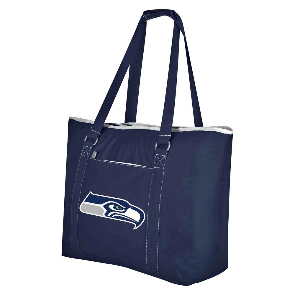 Seattle Seahawks - Tahoe Cooler Tote by Picnic Time (Navy)
