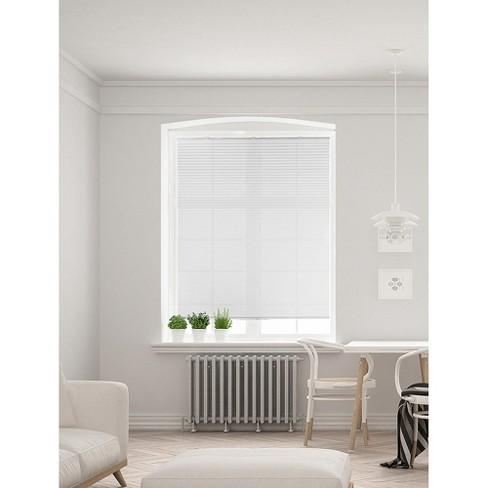 "48""x64"" Cordless Cellular Honeycomb Light Filtering Shade/Blind White - Lumi - image 1 of 4"