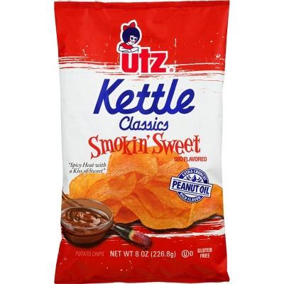 Potato Chips: Utz Kettle Classics