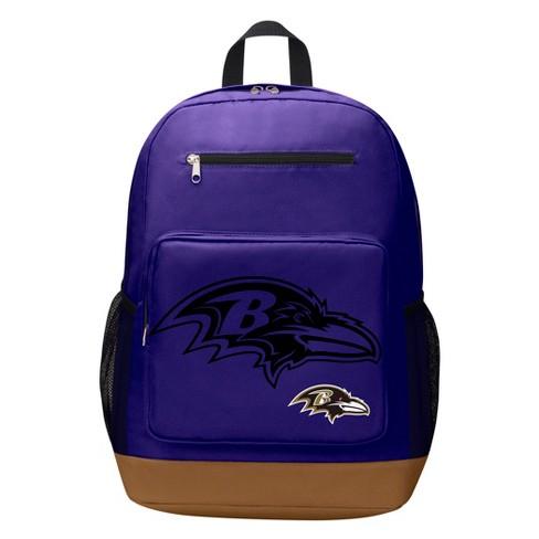 NFL Baltimore Ravens Playmaker Backpack - image 1 of 4