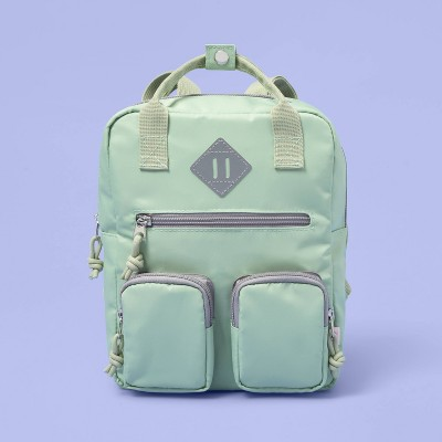 Kids' Nylon Mini Backpack - More Than Magic™ Green