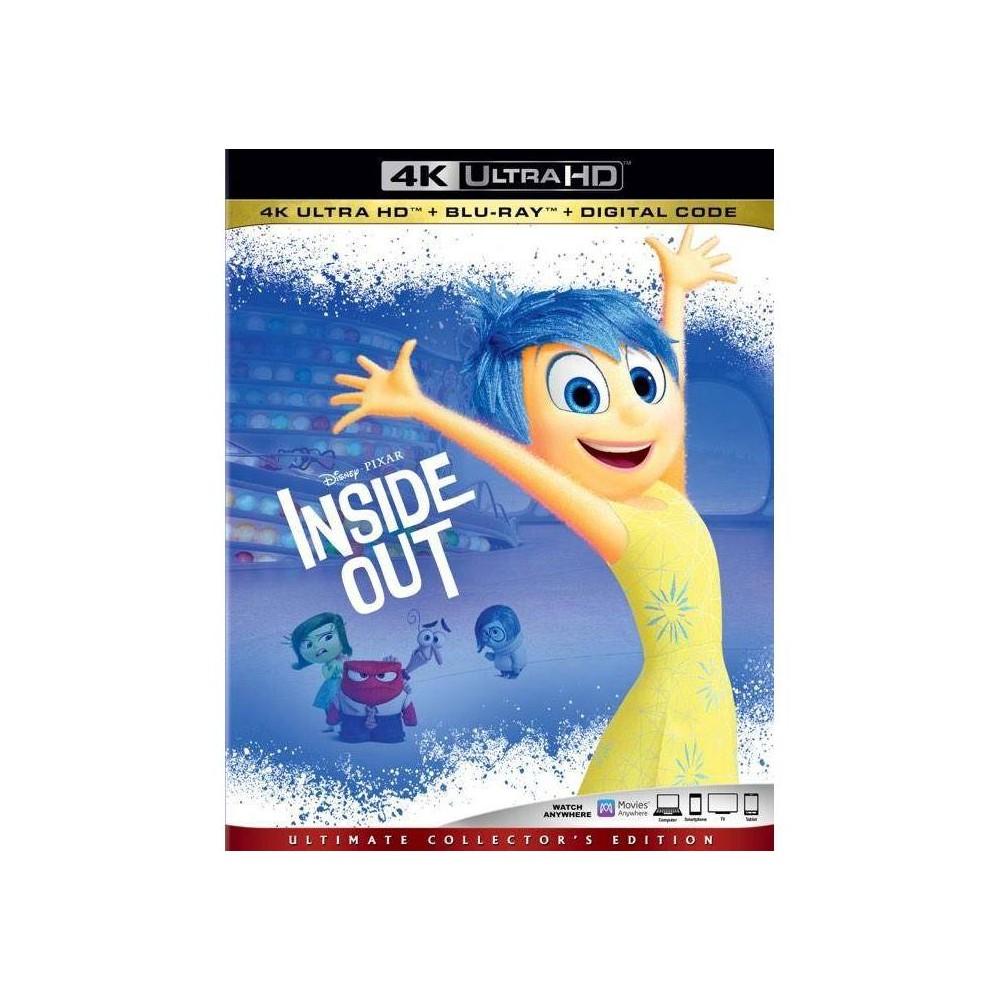Inside Out 4k Uhd