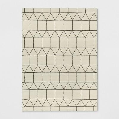 Elle Linear Grid Rugs - Project 62™