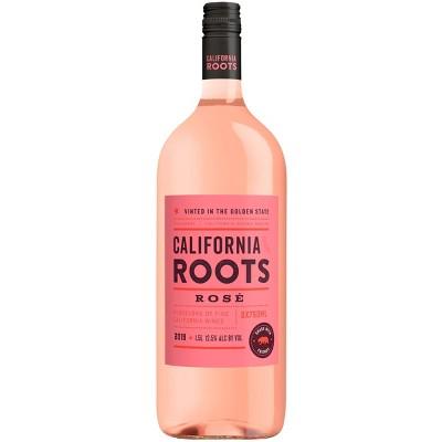Rosé Wine - 1.5L Bottle - California Roots™